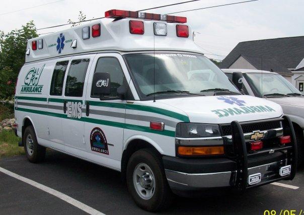 G&H Ambulance 913
