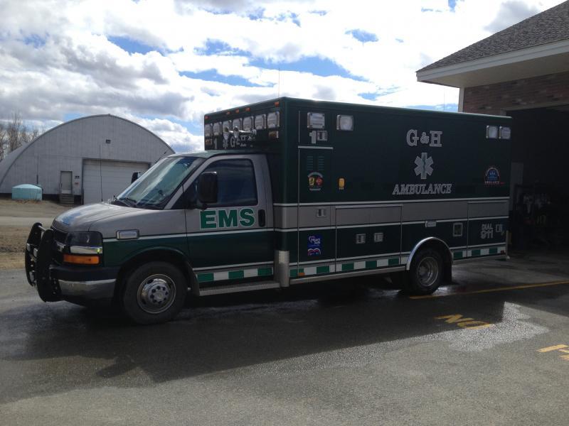 G&H Ambulance 911